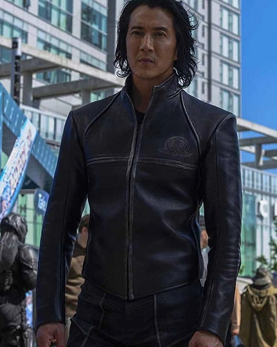 Altered Carbon S02 Stronghold Kovacs Jacket