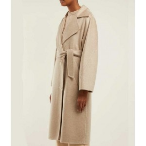 The Undoing Lily Rabe Coat