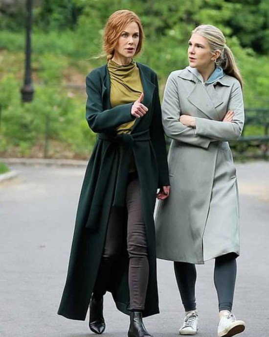 The Undoing Nicole Kidman Trench Coat