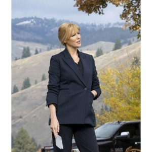 Beth Dutton Yellowstone Season 3 Blazer