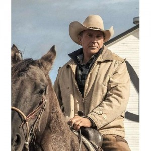 John Dutton Yellowstone Western Jacket