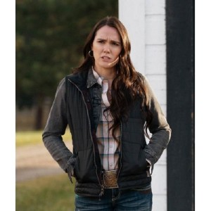 Mia Yellowstone Season 3 Jacket