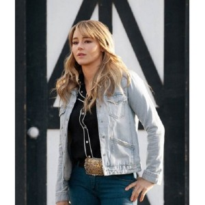 Nicole Duke Yellowstone Season 3 Jacket