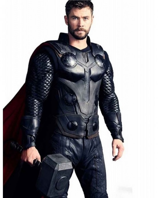 Avengers Infinity War Chris Hemsworth Vest