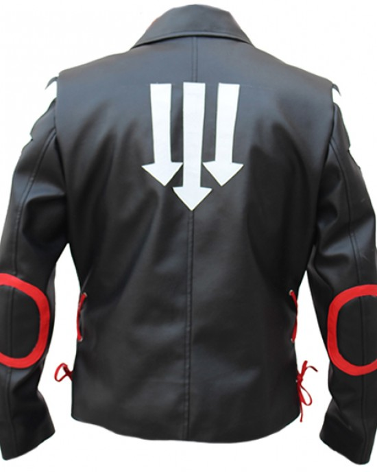 Freddie Mercury Arrow Jacket