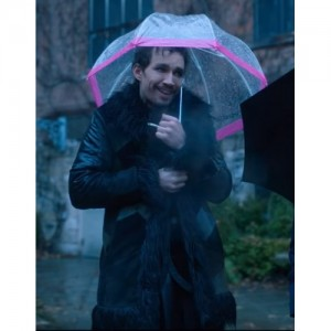 Klaus Hargreeves The Umbrella Academy Coat