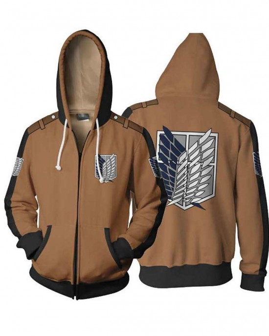 Attack On Titan Hoodie